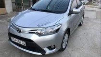 Cần bán gấp Toyota Vios đời 2015, màu bạc, xe nhập, số sàn, 440tr