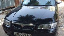 Cần bán gấp Mazda 626 1999, màu đen, xe nhập, giá tốt