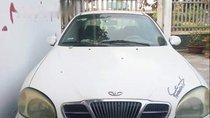 Bán Daewoo Lanos năm sản xuất 2001, màu trắng giá cạnh tranh