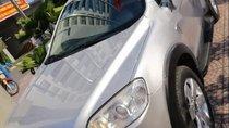 Bán ô tô Chevrolet Captiva năm 2010, màu bạc, 368tr