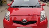 Cần bán xe Toyota Yaris AT 2011, màu đỏ, xe nhập