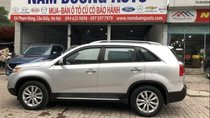 Cần bán xe Kia Sorento đời 2012, màu bạc như mới