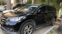 Cần bán lại xe Honda CR V đời 2013, màu đen, số tự động
