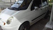 Cần bán gấp Daewoo Matiz 2007, màu trắng, chính chủ, giá tốt