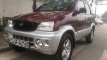 Chính chủ bán Daihatsu Terios 1.3 MT đời 2003, màu đỏ
