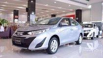Bán ô tô Toyota Vios 1.5E MT sản xuất năm 2018, màu bạc