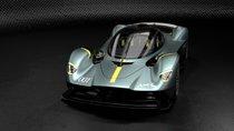 Aston Martin Valkyrie nhanh hơn, mạnh hơn với gói nâng cấp mới
