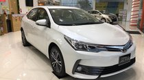 Bán Toyota Corolla Altis 1.8G CVT mới 100%, màu trắng, 776tr