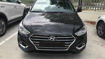 Hyundai Accent tại Đà Nẵng 2019, màu đen - giá tốt, tặng kèm 3 món phụ kiện, hỗ trợ vay 80% xe, LH: 0902.965.732