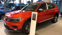 Bán xe Volkswagen Tiguan, xe 7 chỗ gầm cao của Đức, 200 ngựa, bao ngon, đủ màu cực đẹp, có xe giao ngay, bao Bank 85%, lãi cực thấp