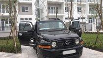 Cần bán Ssangyong Korando TX5 2003, màu đen, xe nhập