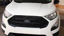 Bán xe Ford EcoSport Ambiente 1.5L MT sản xuất năm 2018, màu trắng