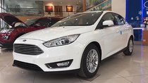 Bán xe Ford Focus Titanium 1.5L đời 2018, màu trắng giá cạnh tranh