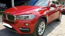 Car Center bán lại xe BMW X6 xDrive30d sản xuất 2016, màu đỏ, xe nhập