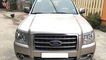 Bán Ford Everest sản xuất 2008, màu phấn hồng, xe gia đình sử dụng ít còn rất đẹp