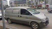 Cần bán Hyundai Starex Van 2.5 MT năm 2002, màu bạc, xe chạy dầu