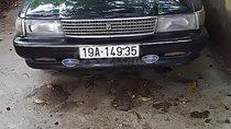 Bán ô tô Toyota Cressida G đời 1990, màu đen, nhập khẩu, máy êm côn số ngọt