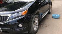 Bán Kia Sorento Limited 2.4 AT 4WD đời 2009, màu đen, xe đẹp zin chất
