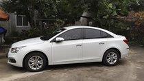 Chính chủ bán Chevrolet Cruze LT 1.6L 2017, màu trắng, 450 triệu