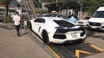 Lamborghini Aventador bí ẩn đã có biển số sau gần gần 3 năm về Việt Nam