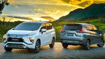 Mitsubishi Xpander cũ được rao bán bằng giá lăn bánh xe mới tại Việt Nam