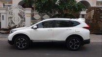Bán xe Honda CR V sản xuất 2018, màu trắng