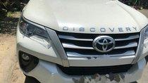 Cần bán Toyota Fortuner sản xuất 2017, màu trắng, giá tốt