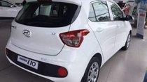 Cần bán Hyundai Grand i10 sản xuất 2019, màu trắng, nhập khẩu