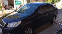 Cần bán xe Chevrolet Aveo sản xuất năm 2015, màu đen, 310 triệu
