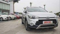 Bán Hyundai i20 Active 1.4AT năm 2015, màu bạc, xe nhập giá cạnh tranh