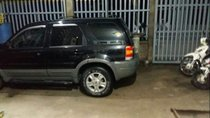 Bán Ford Escape sản xuất 2003, màu đen