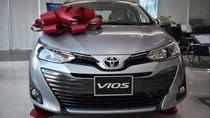 Bán xe Toyota Vios G 2019, màu bạc