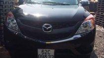Bán Mazda BT 50 năm sản xuất 2015, màu đen, nhập khẩu