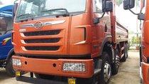 Cần bán FAW xe tải ben đời 2019, màu đỏ, nhập khẩu