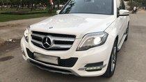 Cần bán xe Mercedes GLK 220 đời 2014, màu trắng, nhập khẩu nguyên chiếc