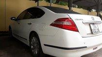 Cần bán Nissan Teana 2.0 AT đời 2010, màu trắng, xe nhập