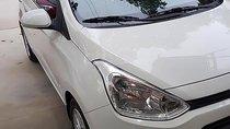 Bán Hyundai Grand i10 năm 2016, màu trắng số sàn