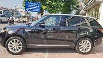 Bán LandRover Range Rover Sport HSE sản xuất 2014, màu đen, nhập khẩu chính chủ