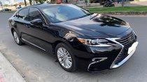 Bán xe Lexus ES 250 SX 2016 nhập khẩu, số tự động, máy xăng, màu đen, nội thất màu kem