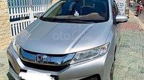 Bán xe Honda City 1.5 MT 2014, màu bạc, lăn bánh tháng 01/2015
