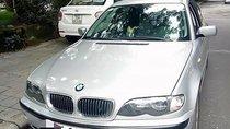 Bán xe BMW 318i sản xuất 2005, màu bạc
