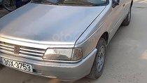 Cần bán lại xe Peugeot 405 Mt sản xuất 1990, màu bạc, xe đẹp, máy êm, gầm êm