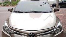 Cần bán gấp Toyota Vios 1.5E sản xuất năm 2015