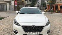 Bán Mazda 3 1.5AT Hatchback năm sản xuất 2016, màu trắng, giá 630tr