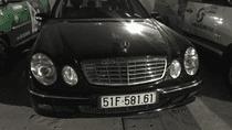 Cần bán Mercedes-Benz E240 năm 2005 màu đen, giá chỉ 300 triệu