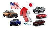 Vì sao người Việt 'cuồng' xe Nhật nhưng lại thích bán tải Mỹ?