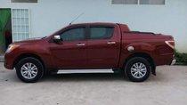 Cần bán xe Mazda BT 50 năm sản xuất 2012, màu đỏ số tự động giá cạnh tranh