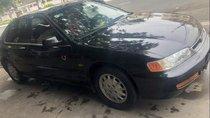 Bán xe Honda Accord đời 1996, màu đen, nhập khẩu xe gia đình