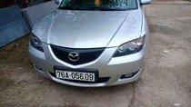 Cần bán lại xe Mazda 3 năm 2004, màu bạc, giá chỉ 246 triệu