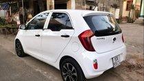 Bán Kia Morning 1.25MT năm sản xuất 2014, màu trắng chính chủ